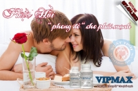Viên uống tăng testosterone tự nhiên Vipmax