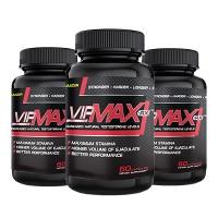 Combo 3 lọ Vipmax rx Viên uống chống xuất tinh sớm