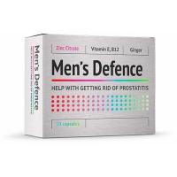 Men's Defence thổi bay viêm tuyến tiền liệt
