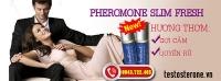 Nước hoa quyến rũ dành cho nam Pheromone Slim Fresh