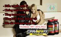 Thuốc điều trị yếu sinh lý Gravimax-rx