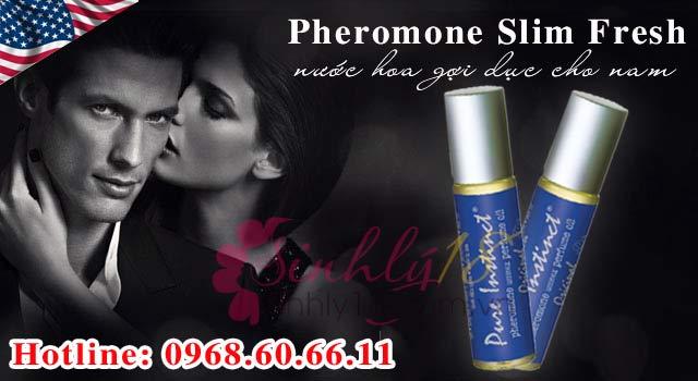 nước hoa kích dục pheromone slim fresh