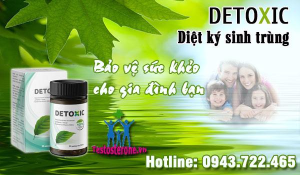 Detoxic là thuốc gì - Có tốt không