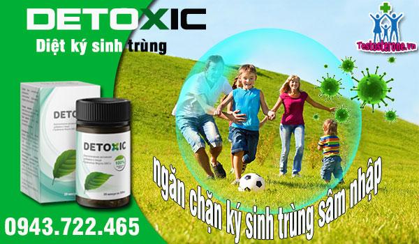 Detoxic là thuốc gì